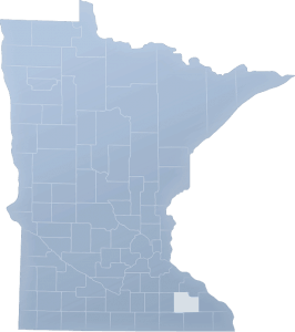 olmsted-county-map